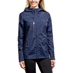 Paradox Waterproof & Breathable Women's Rain Jacket Navy Med
