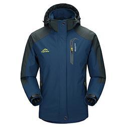 Waterproof Jacket Mens Raincoats-GIVBRO New Design Outdoor H