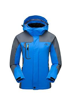 KISCHERS Waterproof Jacket Women's Raincoat, Ladies Rain Jac