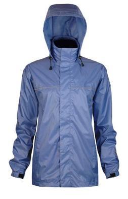 Viking Women's Windigo Waterproof Packable Rain Jacket, Hydr