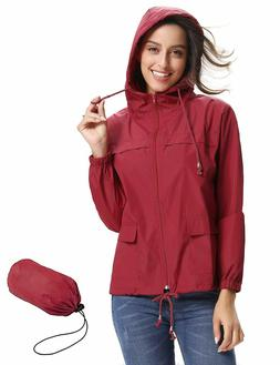 041c95e14 Abollria Women Lightweight Waterproof Ra...