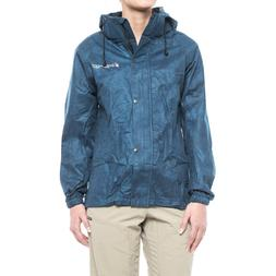 Women's Frogg Toggs All Purpose Rain Jacket Coat - Blue - NW