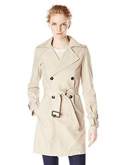 women s double breasted trench coat