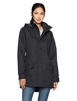 Columbia Women's Lookout Crest Jacket, Black, Large