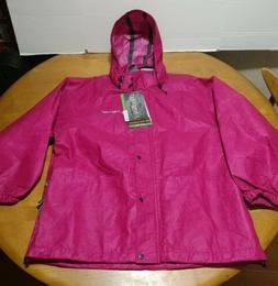 Frogg Toggs Women's Pro Action Jacket Size XXL  CHERRY Pink