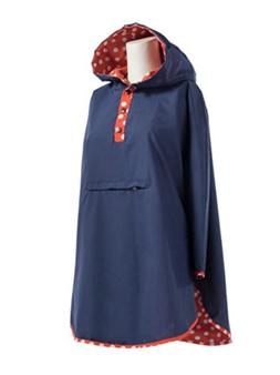 Totes Women's Reversible Rain Poncho Brand New with Tag