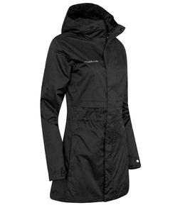 COLUMBIA Women's Shine Struck II Waterproof Rain Hooded Jack
