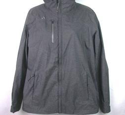 Paradox Women's Size Large L Grey Waterproof Breathable Rain