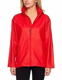 Helly Hansen Women's Voss Windproof Waterproof Rain Coat Jac