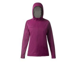 Paradox Women's Waterproof Breathable Rain Jacket Black, Ber