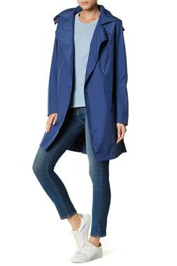 NWT Helly Hansen Women's Wellington Trench Rain Coat Jacket