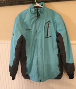 Wantdo Women's Windproof Rain Jacket Outerwear Ski Hiking Ra