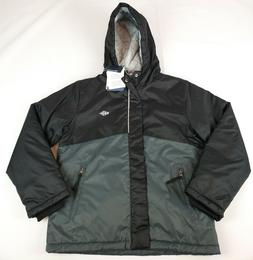 Wantdo Women's Windproof Water Resistant Jacket Coat Black 8