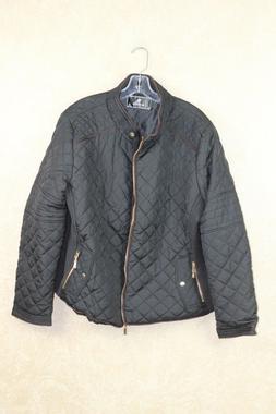 NE PEOPLE Womens Lightweight Quilted Zip Jacket/Vest 3XL ___