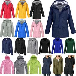 womens long sleeve hooded wind jacket ladies