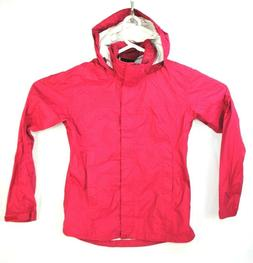 Marmot Womens PreCip Pink Waterproof Rain Jacket Windbreaker