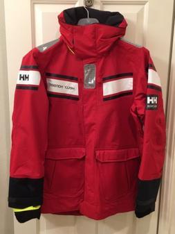 Helly Hansen Womens Sailing Rain Jacket XL
