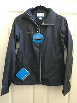 womens switchback ii jacket rain coat size