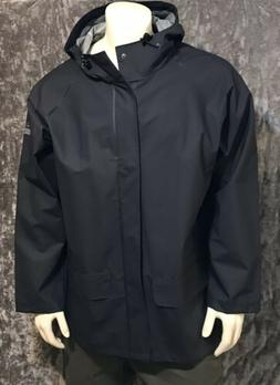Helly Hansen Workwear Waterproof Rain Coat Fishing Jacket Da