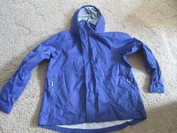 XL Women's Purple Columbia Rain Coat New Without Tags