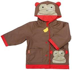 Zoo Little Kid Raincoat - Monkey